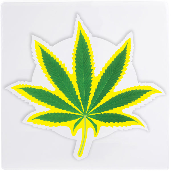 "Cheech & Chong: Up In Smoke (Green & Yellow Colored Vinyl) Die-Cut Vinyl 7"" (Record Store Day)"