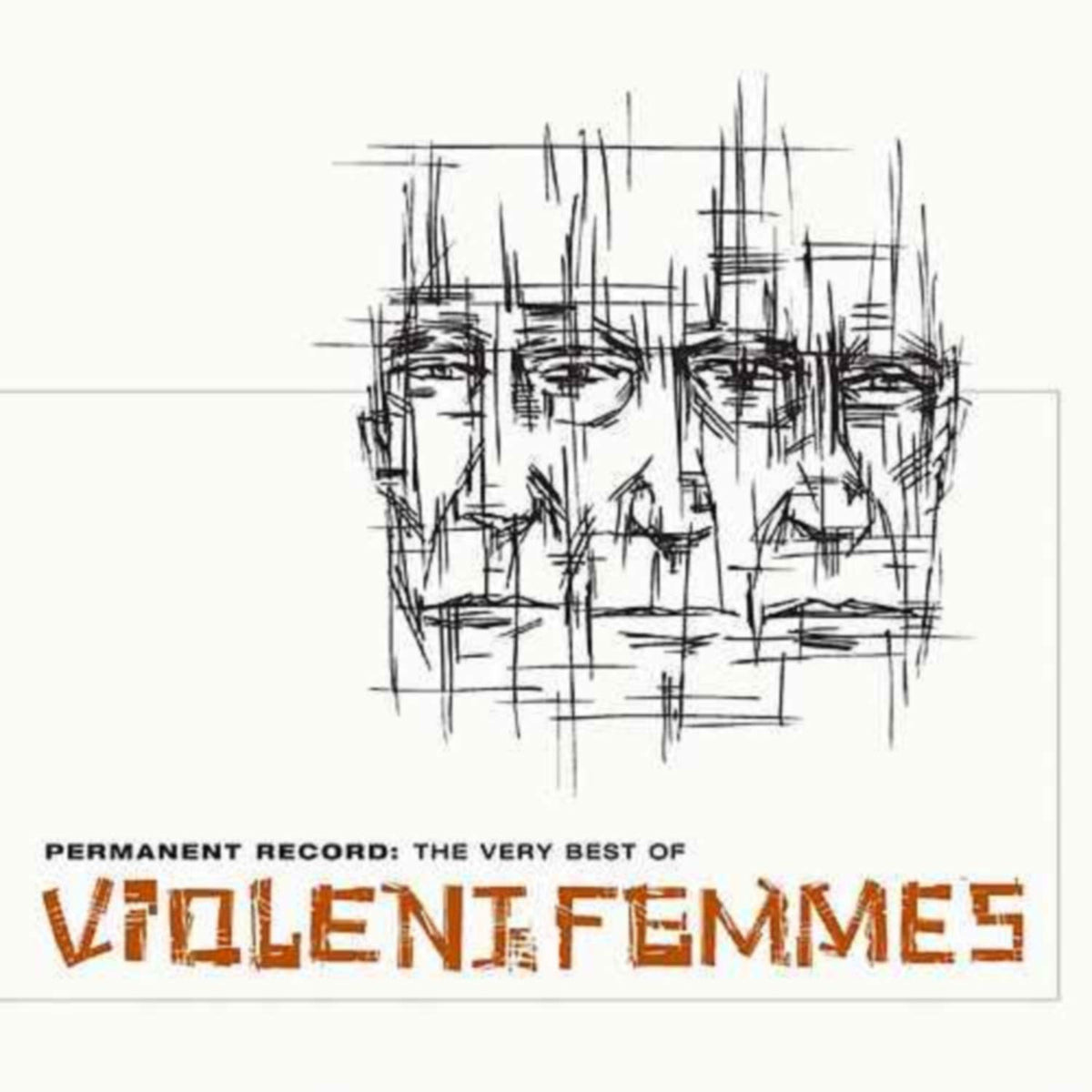 Violent Femmes: Permanent Record - The Very Best of (Colored Vinyl) Vinyl 2LP (Record Store Day)