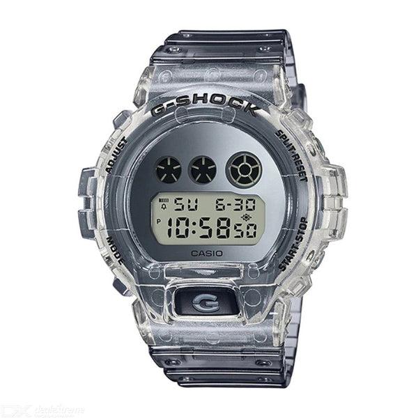 G-Shock: DW6900SK-1 Watch - Clear