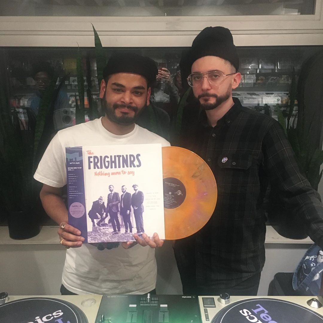 The Frightnrs: Nothing More To Say (Colored Vinyl) Vinyl LP - Turntable Lab Exclusive - LIMIT 2 PER CUSTOMER