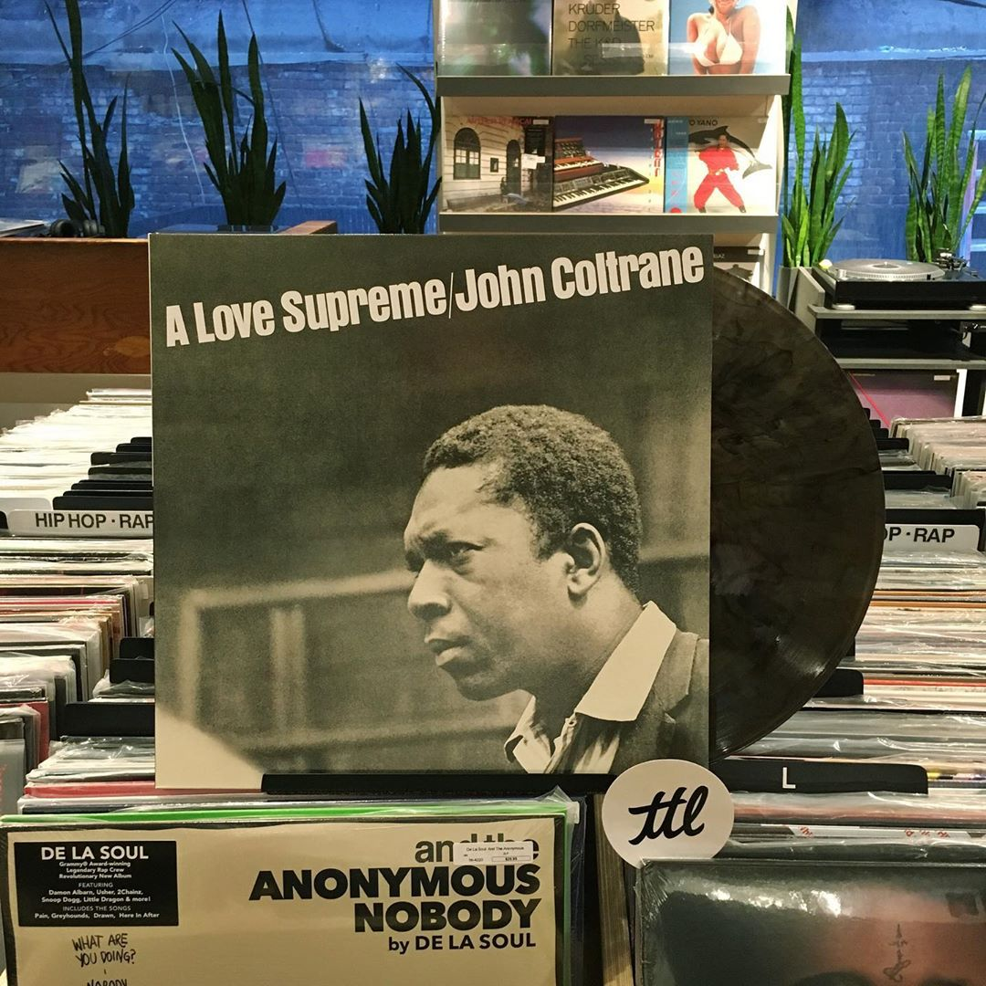 John Coltrane: A Love Supreme Vinyl LP