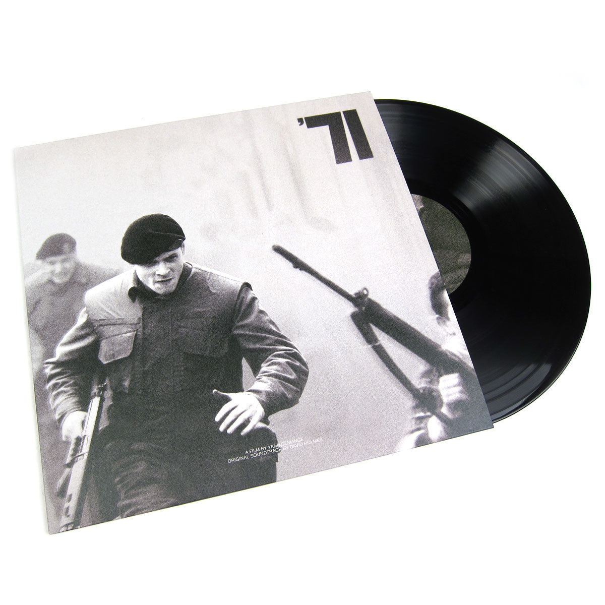 David Holmes: 71 Original Soundtrack (Free MP3) Vinyl LP