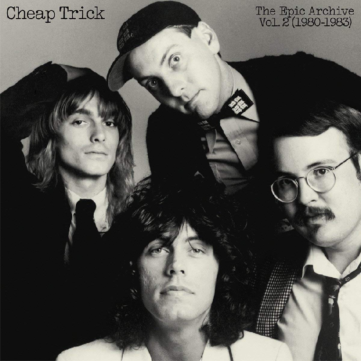 Cheap Trick: Epic Archive Vol.2 1980-1983 (Colored Vinyl) Vinyl 2LP (Record Store Day)