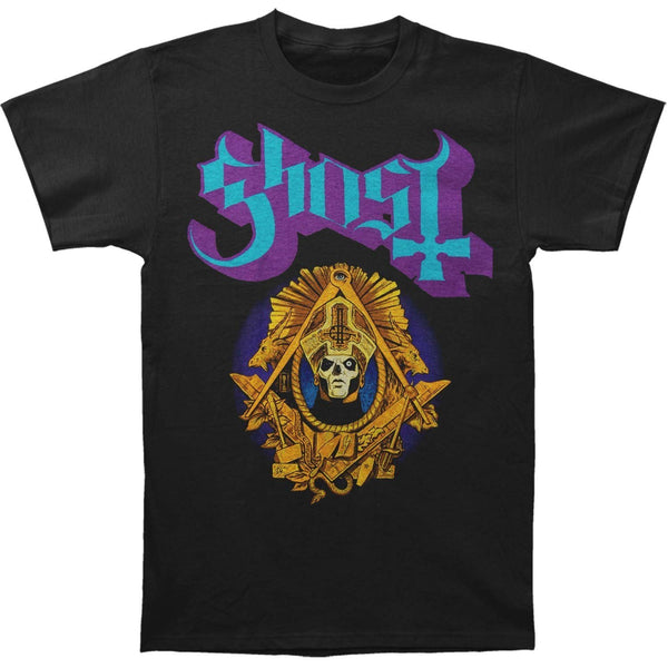 Ghost: Swear Right Now Shirt - Black