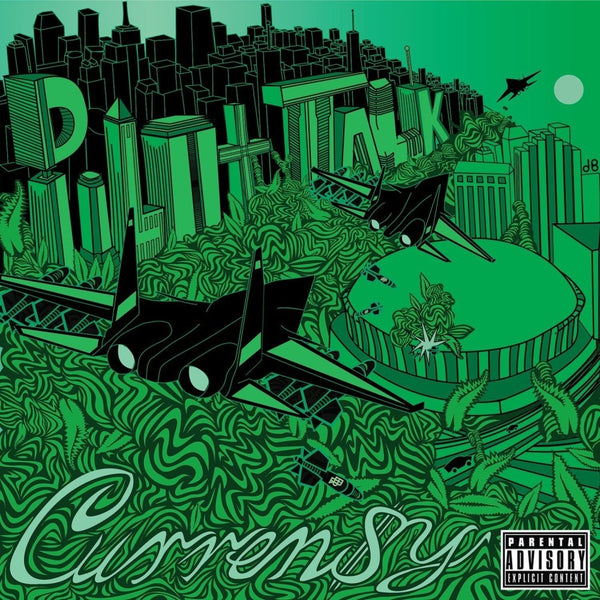 Curren$y: Pilot Talk, Vol.1 Vinyl LP (Record Store Day)