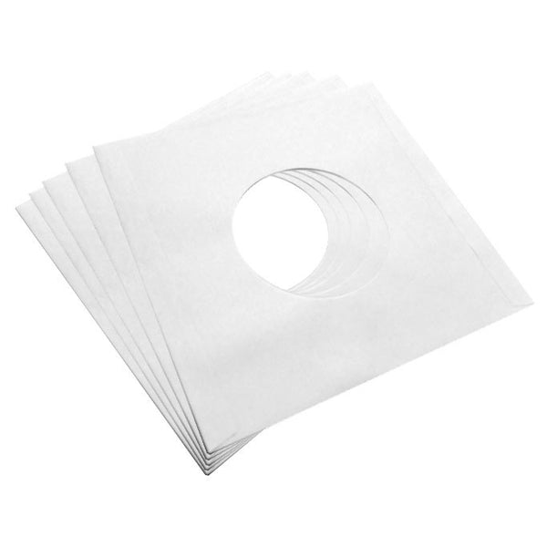 "Record Supply Co: 7"" Paper Sleeves (20 Units)"