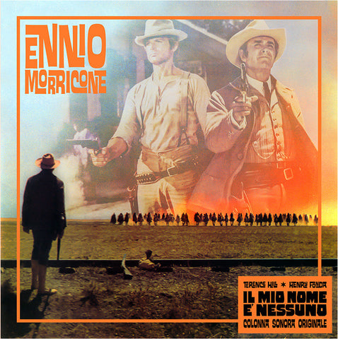 Ennio Morricone: My Name Is Nobody (Colored Vinyl) Vinyl LP (Record Store Day)