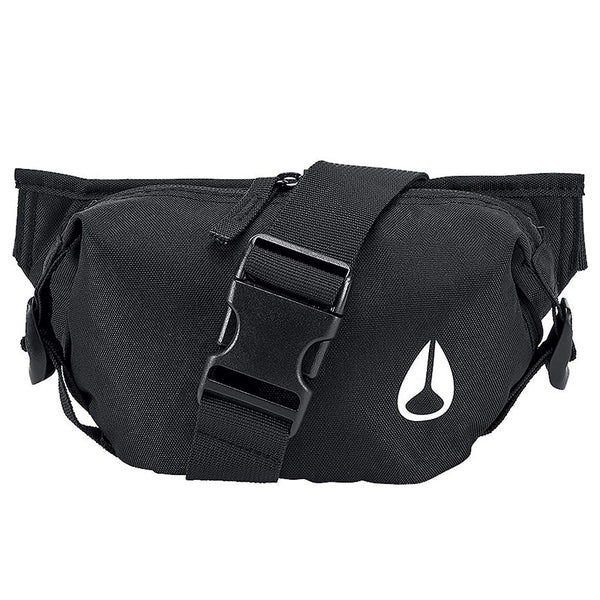 Nixon: Trestles Hip Pack - All Black Nylon