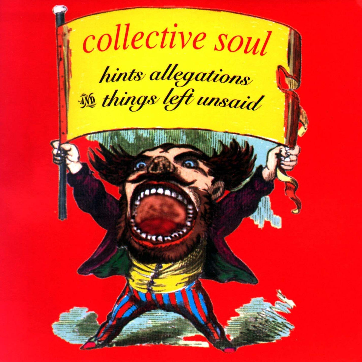 Collective Soul: Hints, Allegations and Things Left Unsaid (180g, Colored Vinyl) Vinyl LP (Record Store Day)
