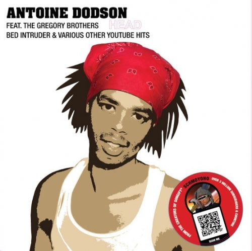 "Antoine Dodson Feat. The Gregory Brothers: Bed Intruder & Various Other YouTube Hits (Colored Vinyl) Vinyl 7"" (Record Store Day)"