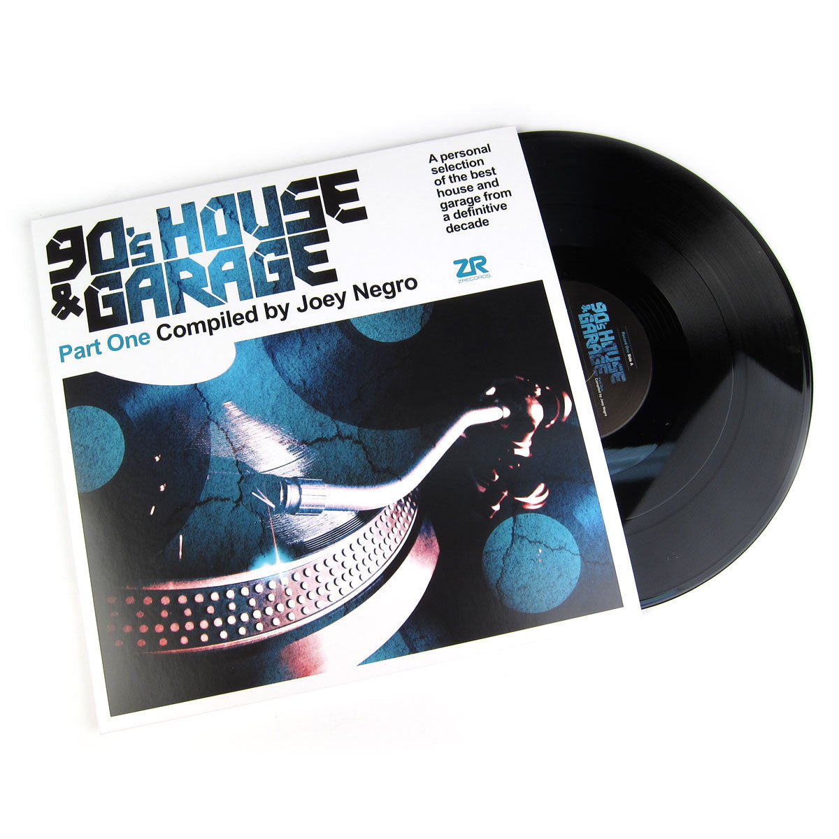 Joey Negro: 90's House & Garage Part One Vinyl 2LP