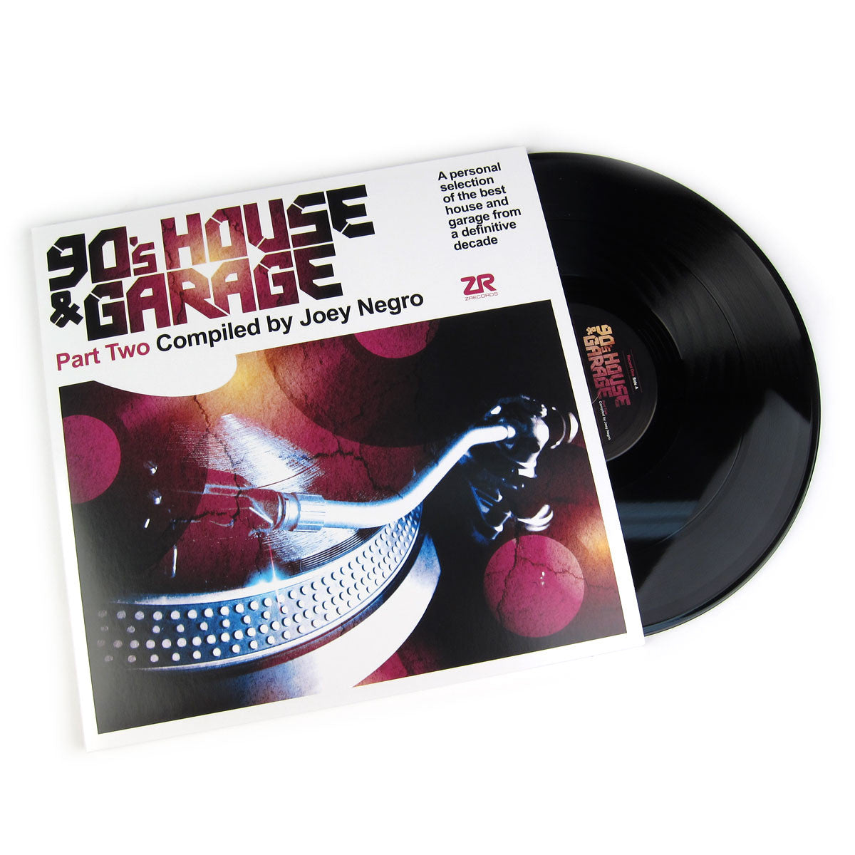 Joey Negro: 90's House & Garage Part Two Vinyl 2LP