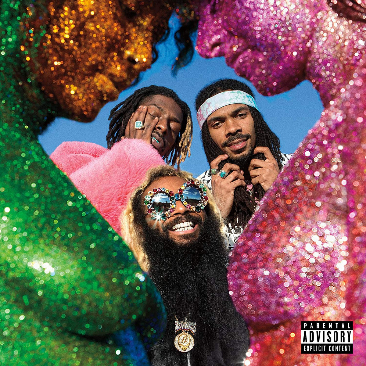 Flatbush Zombies: Vacation In Hell (Colored Vinyl) Vinyl 2LP