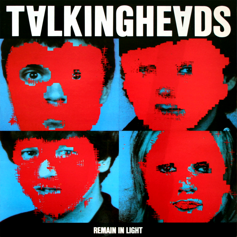 Talking Heads: Remain In Light (Colored Vinyl) Vinyl LP (Record Store Day)