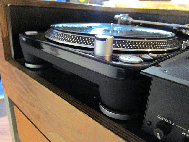 Audio-Technica: AT-LP1240-USB DJ Turntable