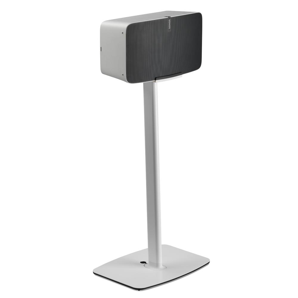 Flexson: Floor Stand For Sonos Play 5 - White (Single) (AAV-FLXP5FS1014)