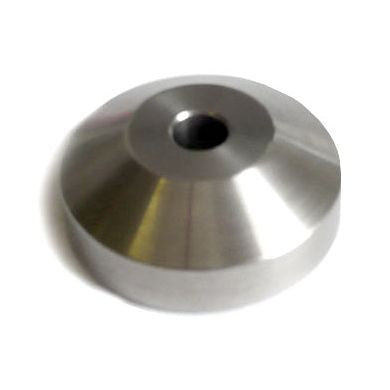 Stainless Steel 45 Adapter (Single)