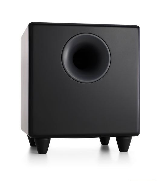 Audioengine: S8 Powered Subwoofer - Black (AS8B)
