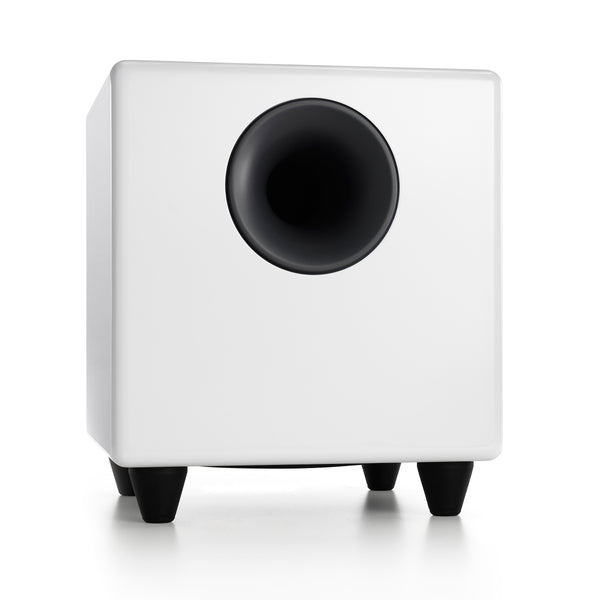 Audioengine: S8 Powered Subwoofer - White (AS8W)