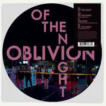 "Bastille: Of The Night Pic Disc Vinyl 10"" (Record Store Day 2014)"