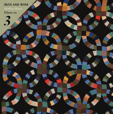 "Iron And Wine: Archive Series Vol.3 (Colored Vinyl) Vinyl 12"" (Record Store Day)"