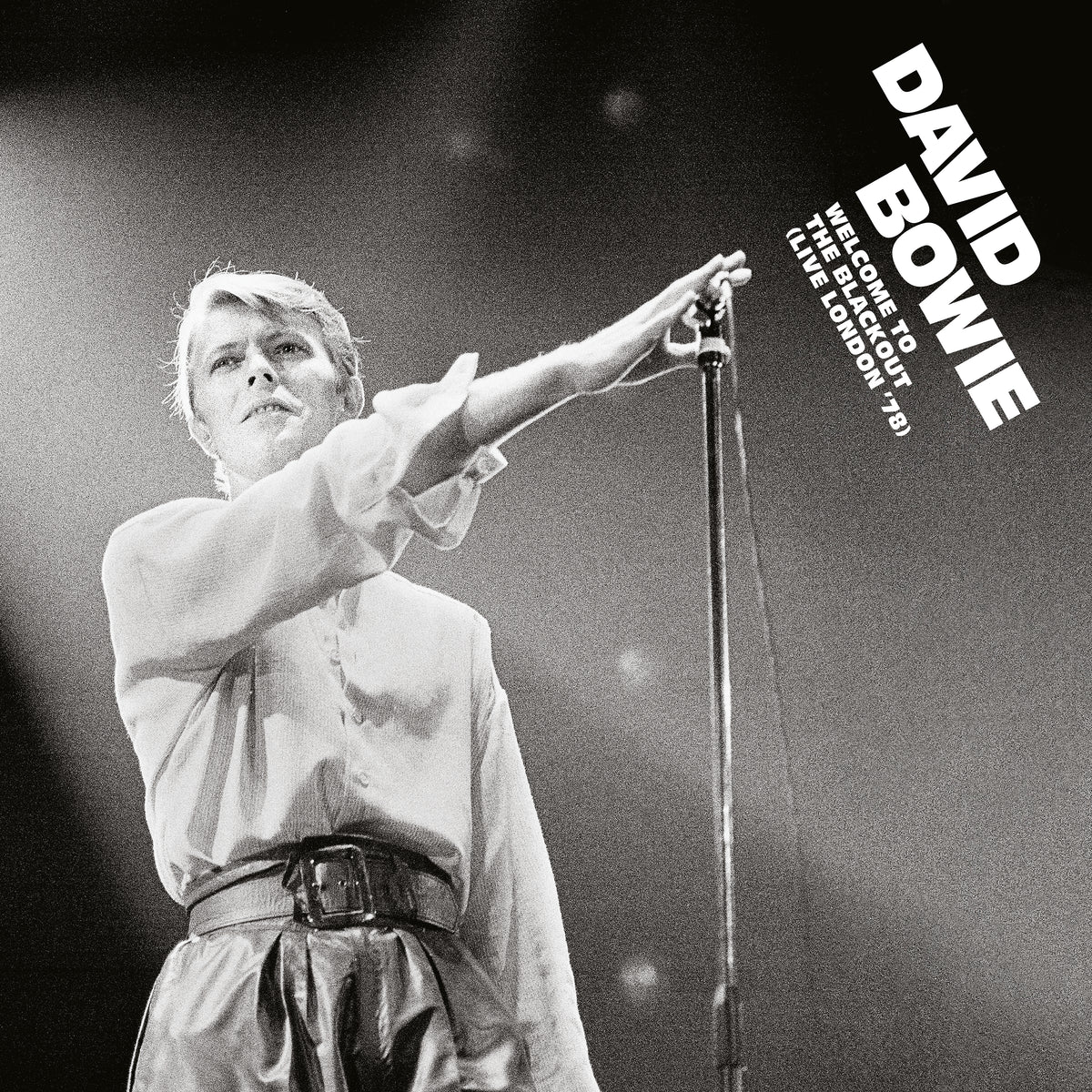 David Bowie: Welcome To The Blackout - Live London '78 Vinyl 3LP (Record Store Day)