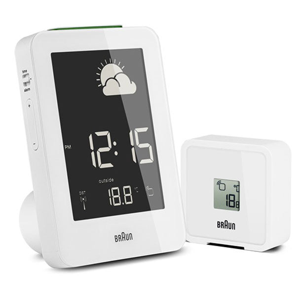 Braun: Digital Weather Station - White (BN-C013-WH-RC)