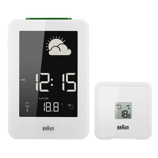 Braun: Digital Weather Station - White (BN-C013-WH-RC) 2