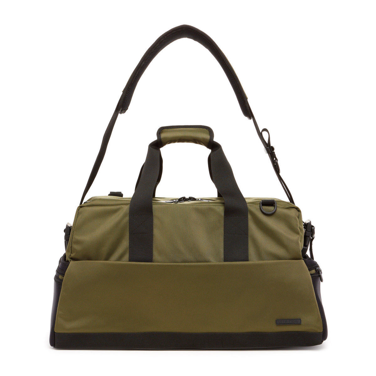Lexdray: Beijing Duffel - Olive (14105-ON) detail