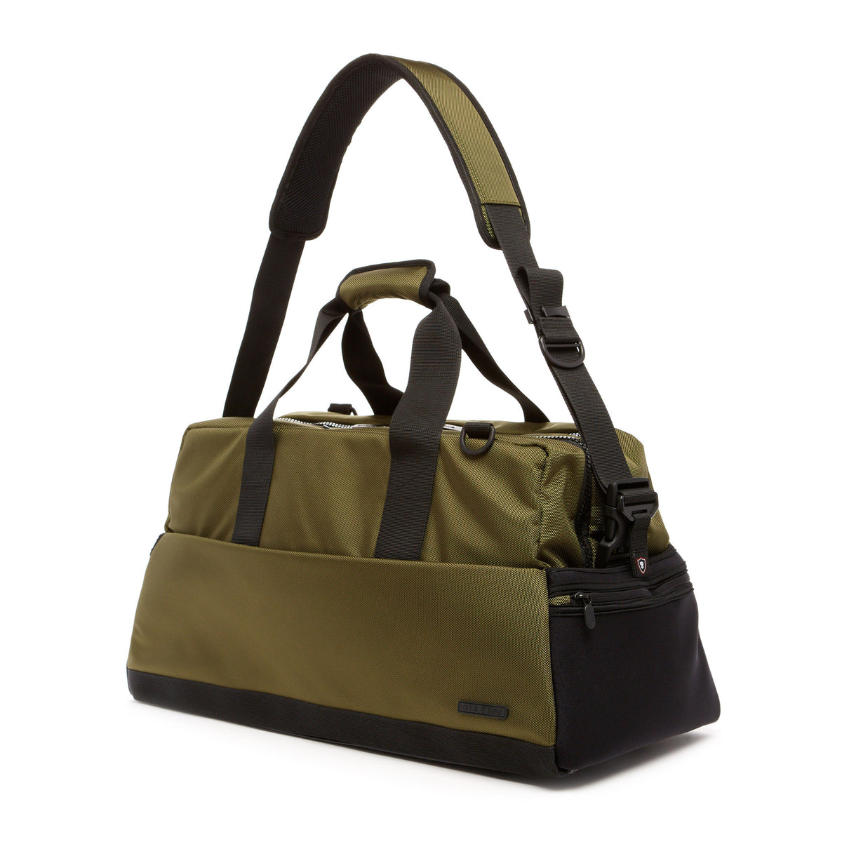 Lexdray: Beijing Duffel - Olive (14105-ON) detail 2