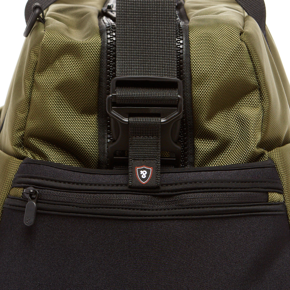 Lexdray: Beijing Duffel - Olive (14105-ON) detail 4