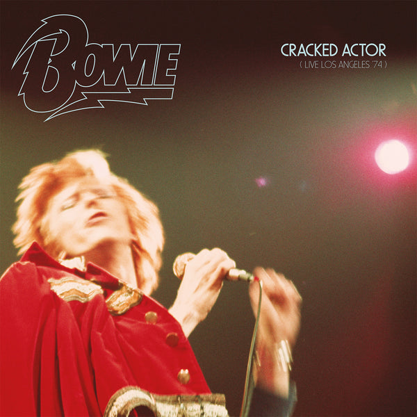 David Bowie: Cracked Actor - Live Los Angeles '74 Vinyl 3LP (Record Store Day)