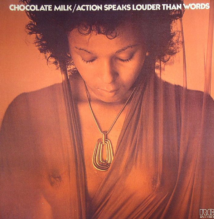 Chocolate Milk: Action Speaks Louder Than Words Vinyl LP (Record Store Day 2014)