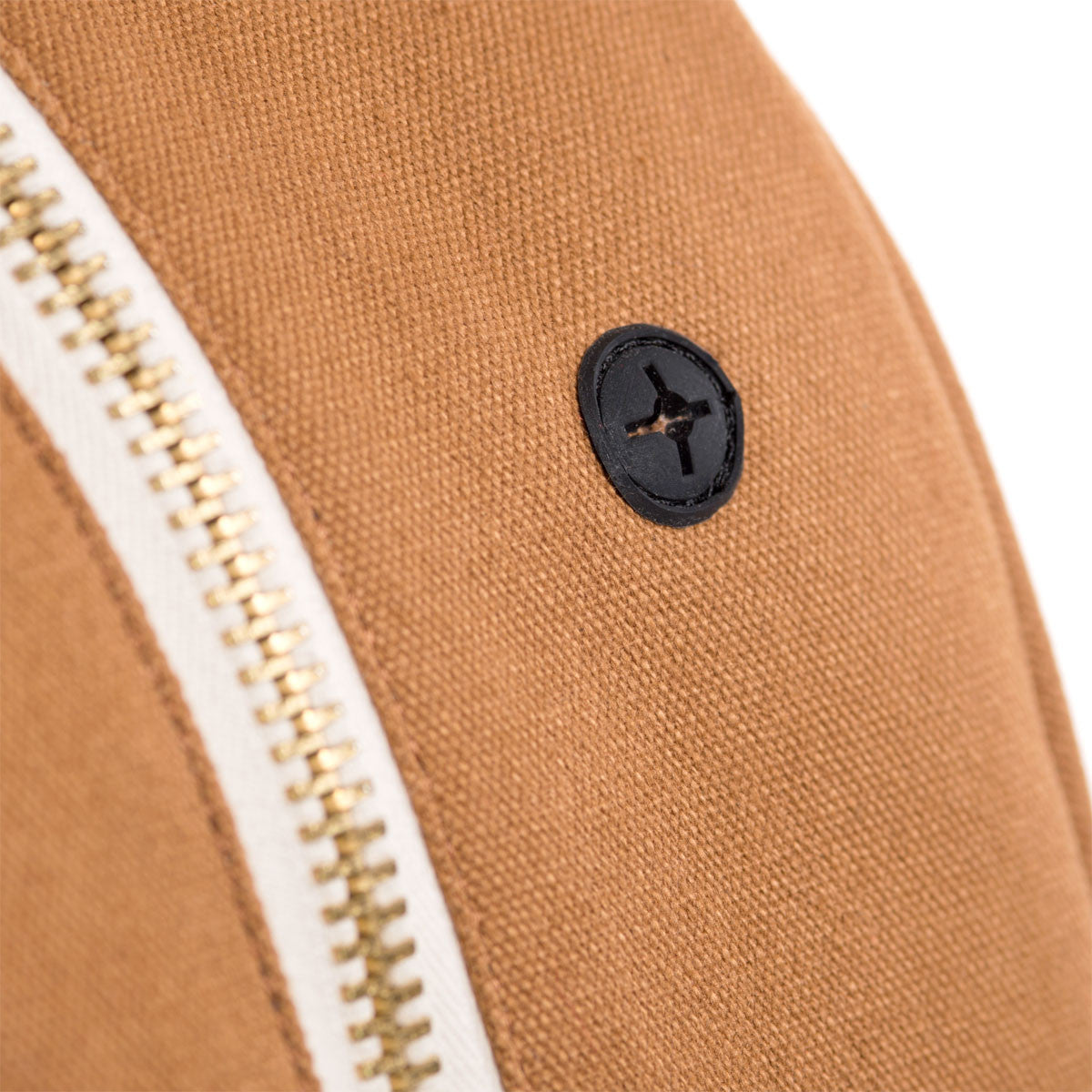 Herschel Supply Co.: Settlement Backpack - Caramel Coated Cotton Canvas (Select Series) detail 2