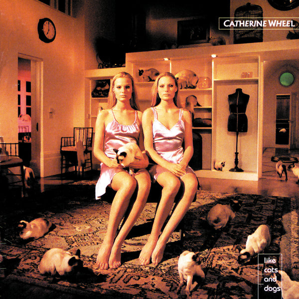 The Catherine Wheel: Like Cats and Dogs (Colored Vinyl) Vinyl LP (Record Store Day)