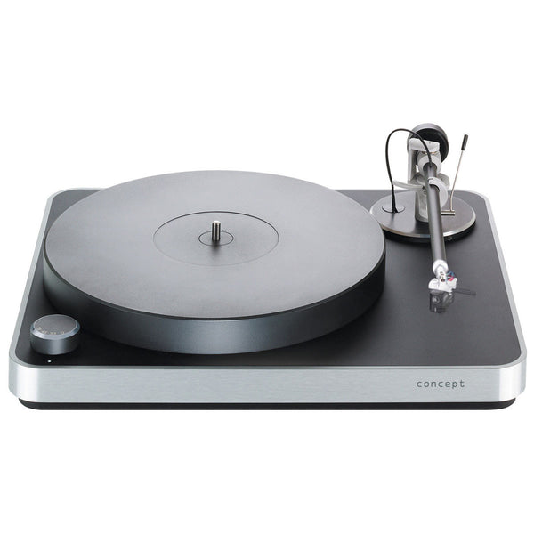 Clearaudio: Concept Turntable - Verify Tonearm / Concept MC Cartridge