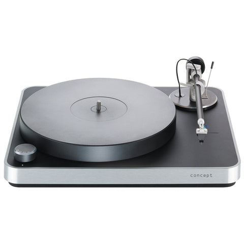 Clearaudio: Concept Turntable - Verify Tonearm / Concept MM Cartridge