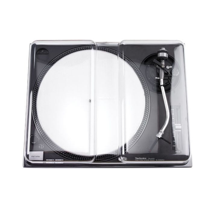 Decksaver: Polycarbonate Dust Cover for Technics SL1200/1210 / Pioneer PLX-1000 (DS-PC-SL1200)