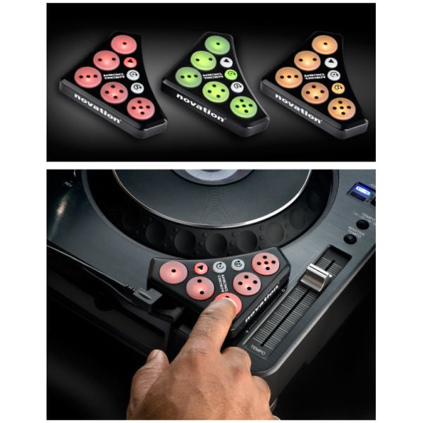 Novation: Dicer Digital DJ Controller (Pair) on CDJ