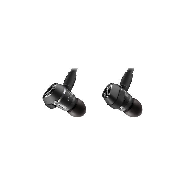 Pioneer: DJE-1500-K Professional DJ In-Ear Headphones - Black detail 2