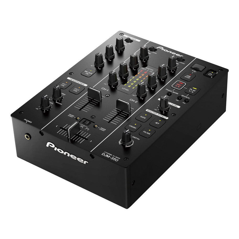 Pioneer: DJM-350 Mixer with Effects + USB