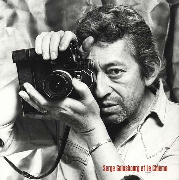 Serge Gainsbourg: Serge Gainsbourg et le Cinema Vinyl LP (Record Store Day)