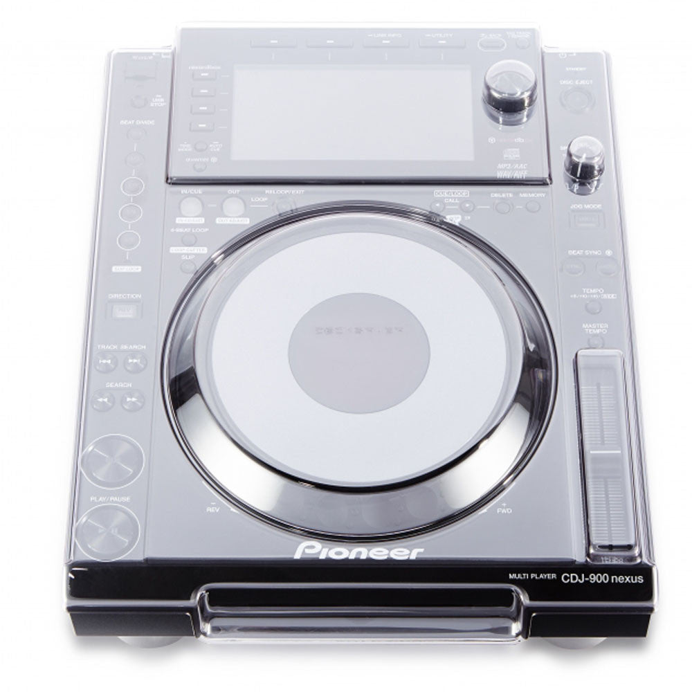 Decksaver: Dust Cover for CDJ-900 Nexus (DS-PC-CDJ900NXS) top