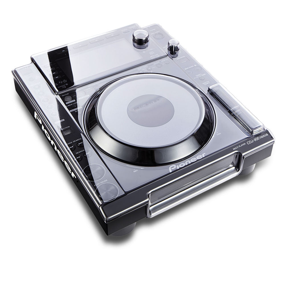Decksaver: Dust Cover for CDJ-900 Nexus (DS-PC-CDJ900NXS)