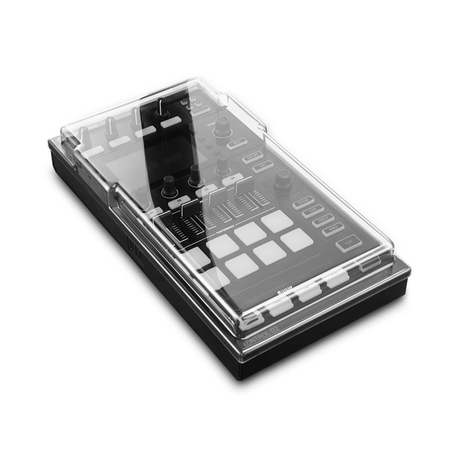 Decksaver: Polycarbonate Dust Cover for Native Instruments Kontrol D2 (DS-PC-KONTROLD2)