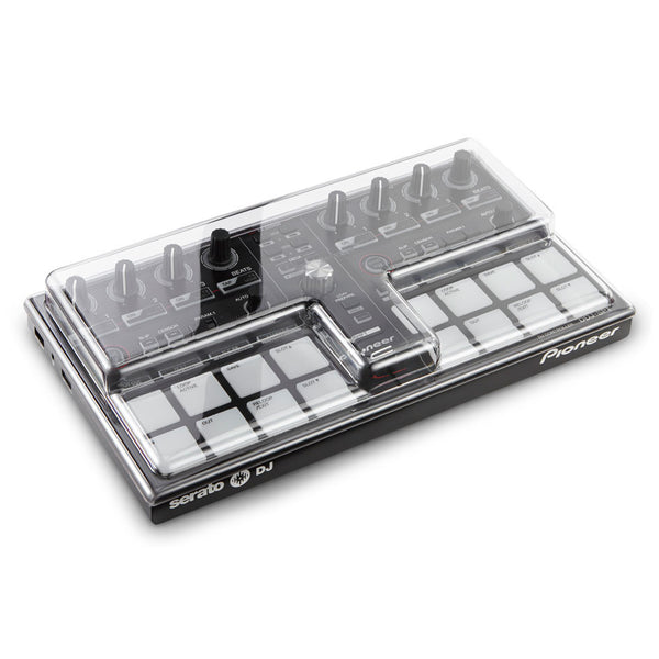 Decksaver: Polycarbonate Dustcover for Pioneer DDJ-SP1 (DS-PC-SP1)