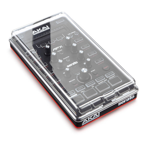 Decksaver: Polycarbonate Dust Cover for Akai AFX / AMX (DSLE-PC-AFXAMX)