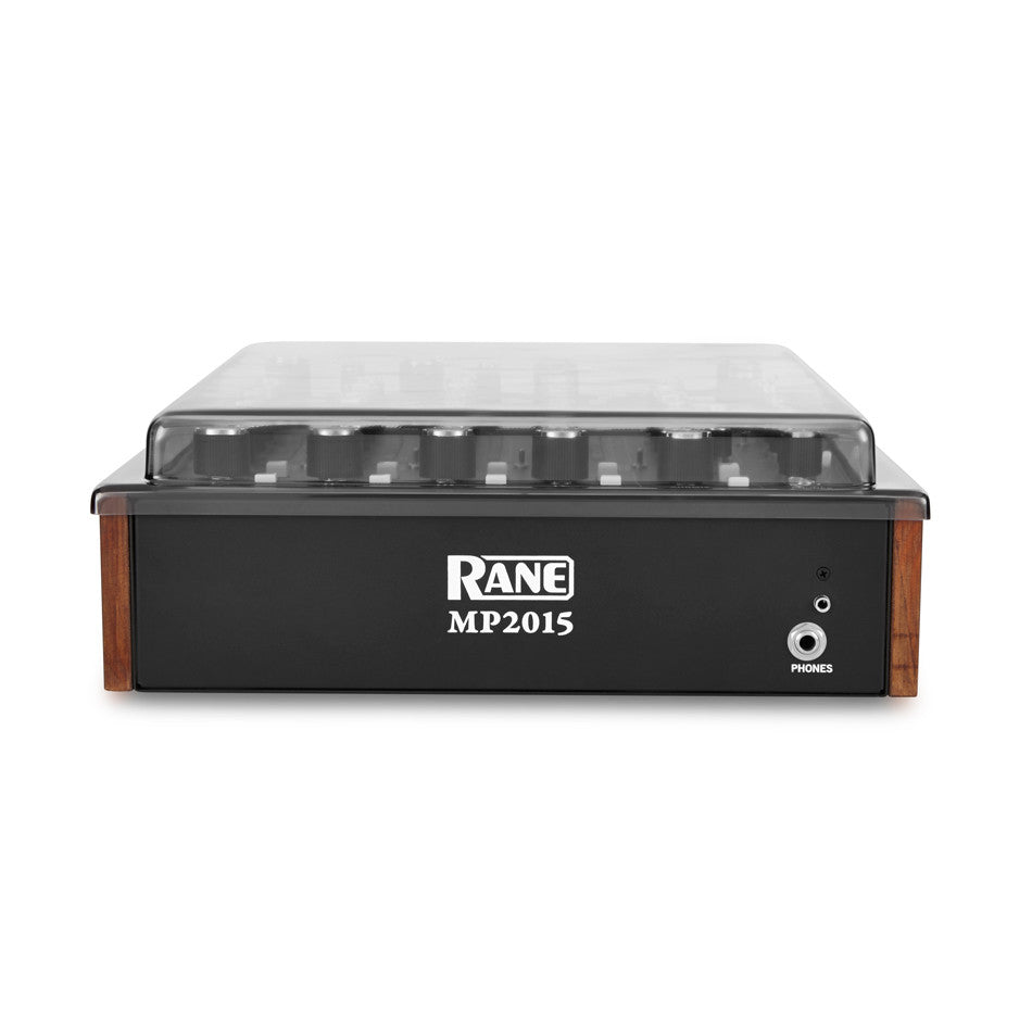Decksaver: Polycarbonate Dustcover for Rane MP-2015 (DS-PC-MP2015)
