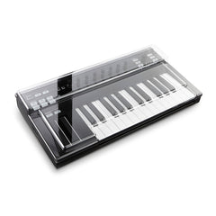 Decksaver: Polycarbonate Dustcover for Native Instruments Komplete Kontrol S25 (DSS-PC-KONTROLS25)