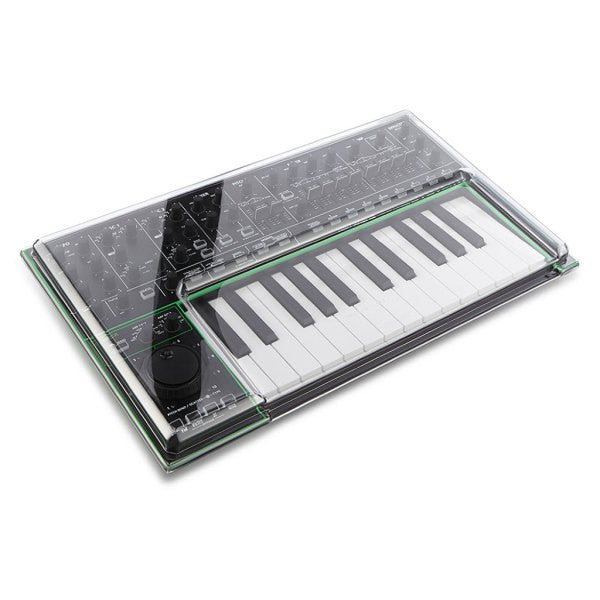 Decksaver: Polycarbonate Dust Cover for Roland Aira System 1 (DSS-PC-SYSTEM1)